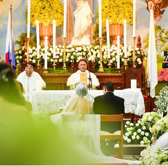boda al estilo de la realeza en guararé - el siglo