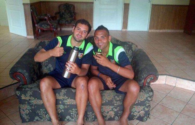 El nuevo trotamundos del fútbol panameño