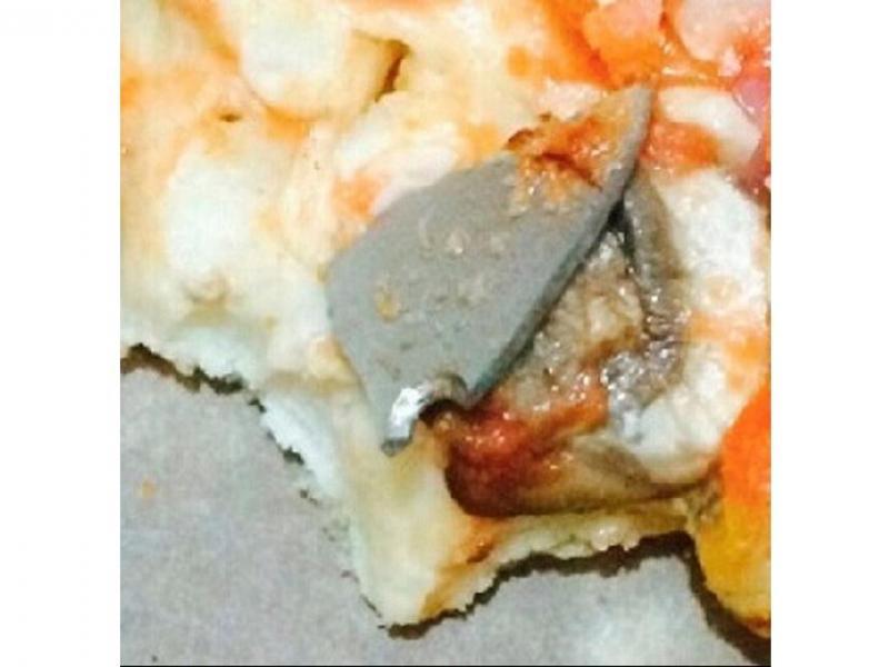 Pizza tenía punta de un cuchillo - El Siglo