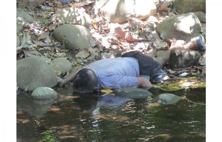 Necropsia reveló que hombre murió ahogado