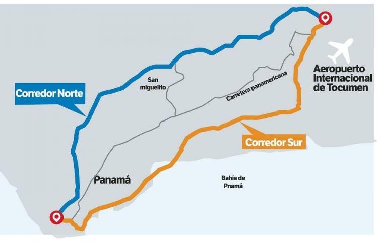 Unirán los corredores Norte y Sur por Juan Díaz