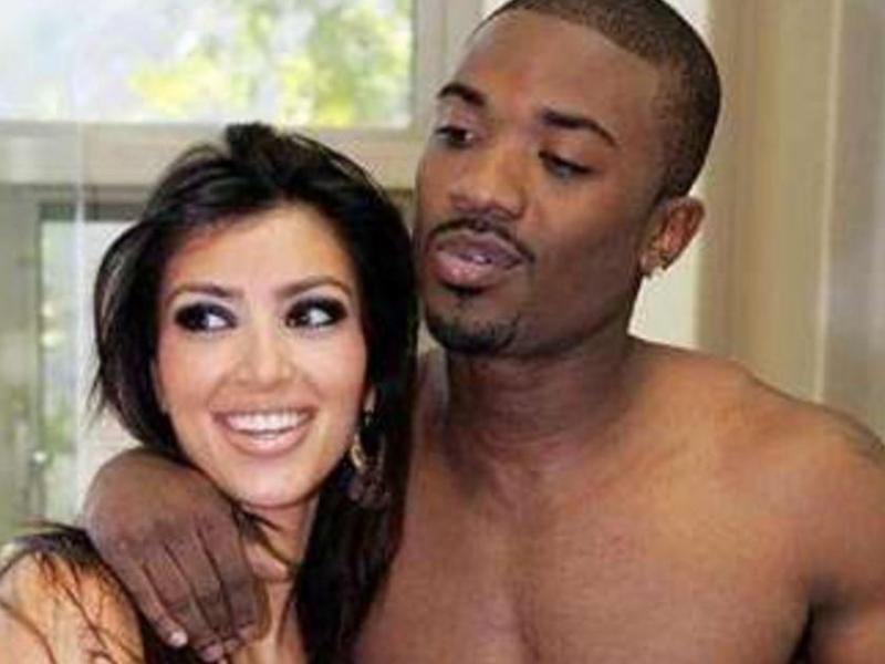 Kim Kardashian Fucking Rapper Ray J