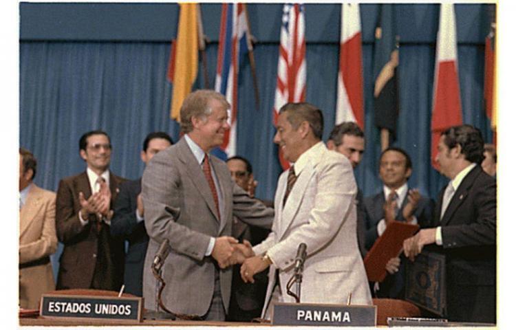Tratados Torrijos-Carter, nominado en la Unesco