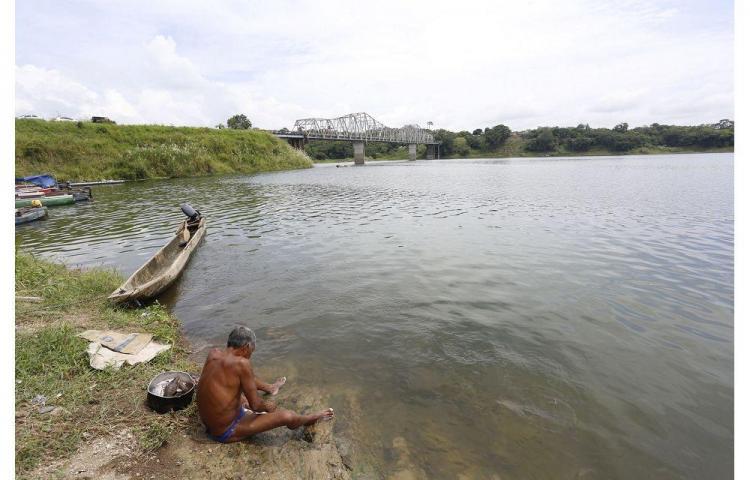 Concesionar el lago Bayano está en firme