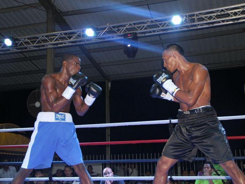 Primer gimnasio de boxeo para panam este el siglo for Gimnasio de boxeo