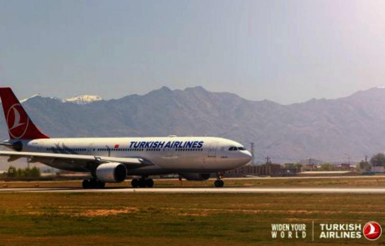 Llegó el primer vuelo de Turkish Airlines al Aeropuerto de Tocumen