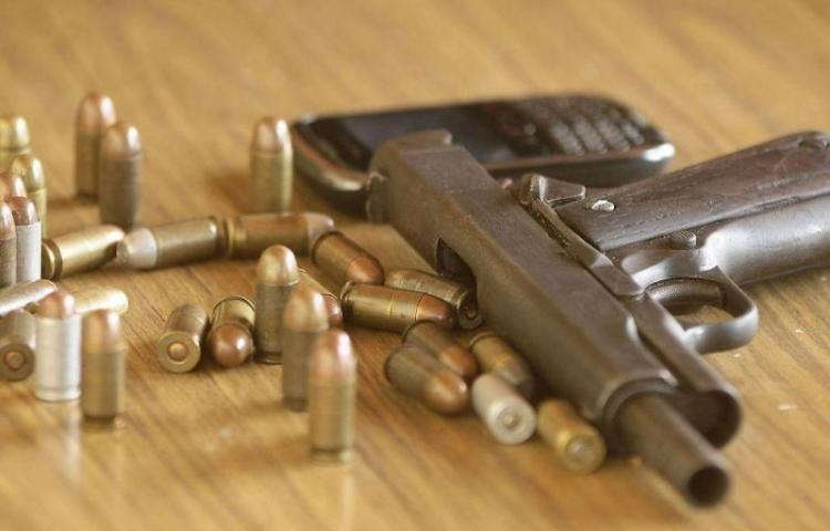 En cinco meses 400 detenidos por posesión ilícita de armas de fuego