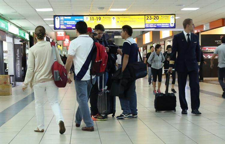 Aumentan los visitantes europeos en Panamá