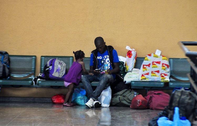 El 80% son haitianos, asegura el presidente