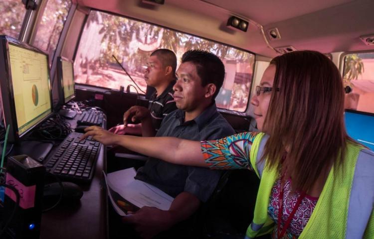 Culminan plan de inclusión digital en comunidades indígenas