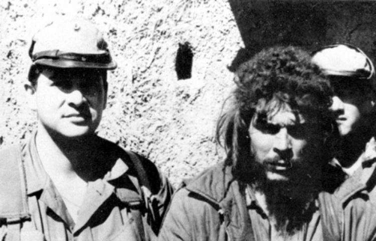 CIA y ejército boliviano capturan a 'Che' Guevara