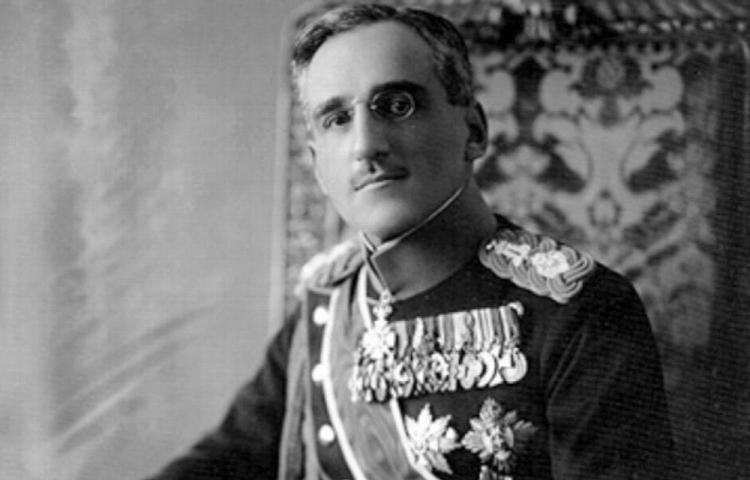 Terrorista búlgaro asesina a Alejandro I de Yugoslavia