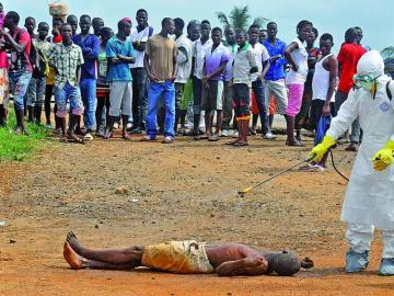 El virus del Ébola amaga con resurgir en África Occidental