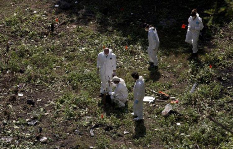 México obligado a hallar cuerpos