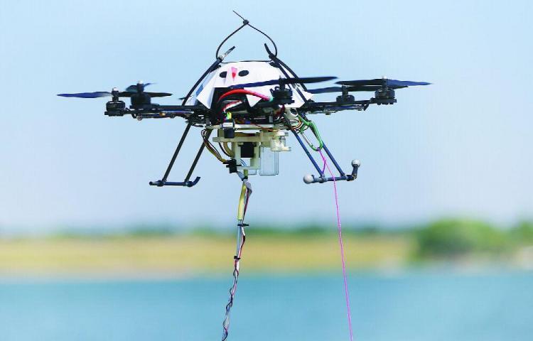 Narcos usan drones para enviar cocaína a Panamá