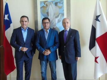 Sommelier Leonardo Severino visitó Panamá