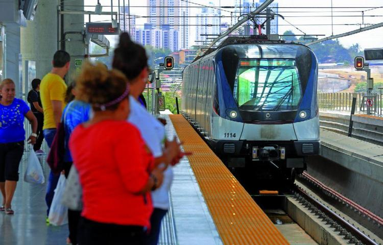 Subsidio del Metro va por los $50 millones