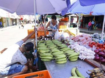 Verduras a bajos precios para atraer al consumidor