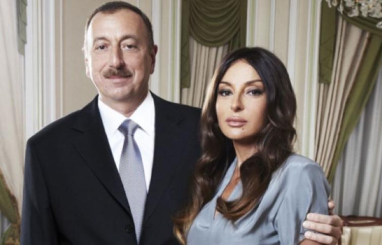 El presidente de Azerbaiyán nombra a su esposa vicepresidenta del país Bakú