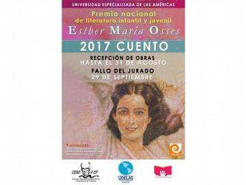Convocan al premio Esther María Osses
