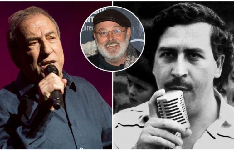 José Luis Perales le cantó 15 veces al narcotraficante Pablo Escobar