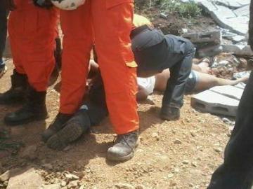 Muere una señora durante el desalojo en Cerro Galera de Arraiján