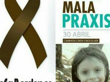 Exigen justicia para la pequeña Sofía, falleció por supuesta negligencia médica