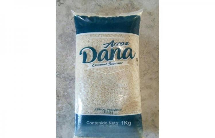 Información de arroz Dana que circula en las redes sociales es falsa