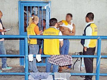Defensoría abre queja de oficio tras reyerta