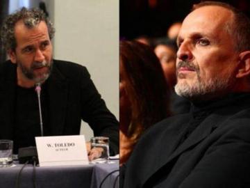 Actor español llama ignorante a Miguel Bosé