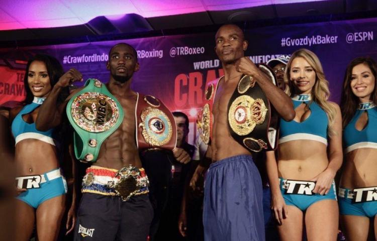 'Bud' Crawford e Indogo pelearán por la supremacía