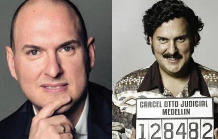 Actor que encarnó a Pablo Escobar no consigue trabajo