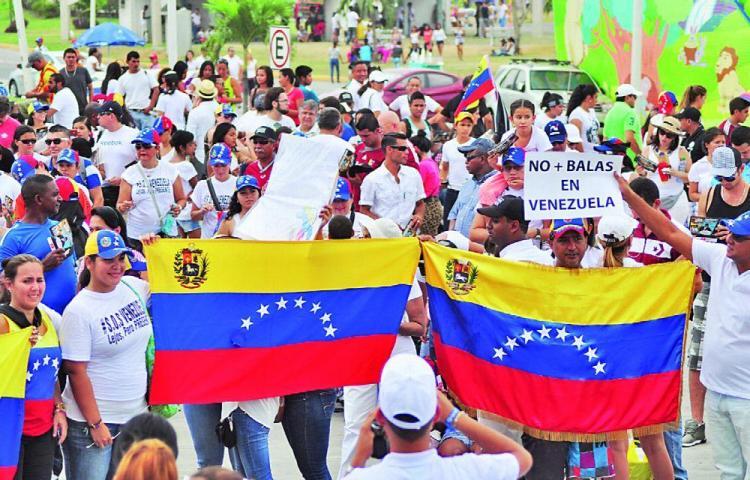 Exigirán visa a chamos para viajar a Panamá