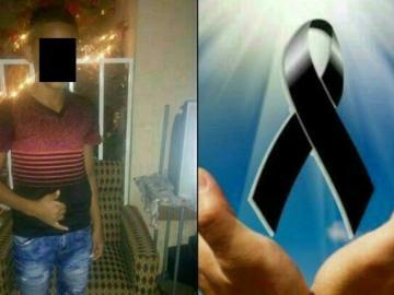 Plomean en la cabeza a chico de 14 años y muere en el hospital