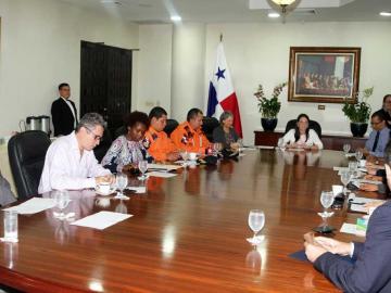 Gabinete aprueba creación de Centro Logístico Regional de Asistencia Humanitaria
