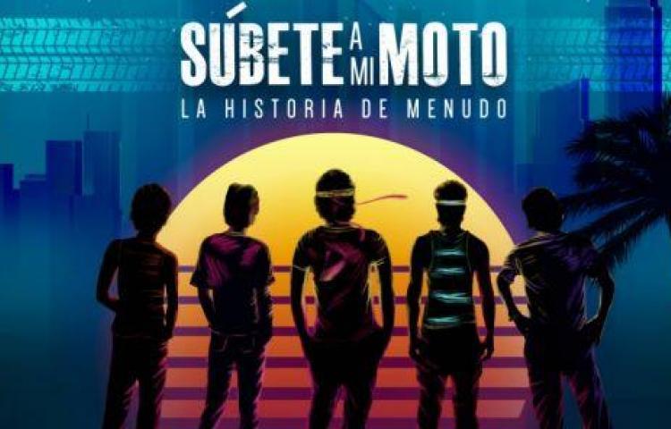 """""""Súbete a mi moto"""", la serie de televisión que contará la historia de Menudo"""