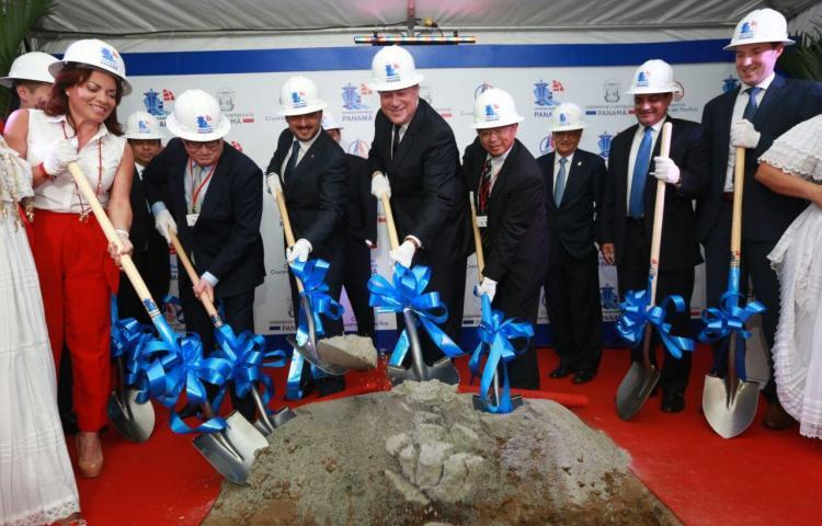Construirán un nuevo puerto de cruceros en Amador