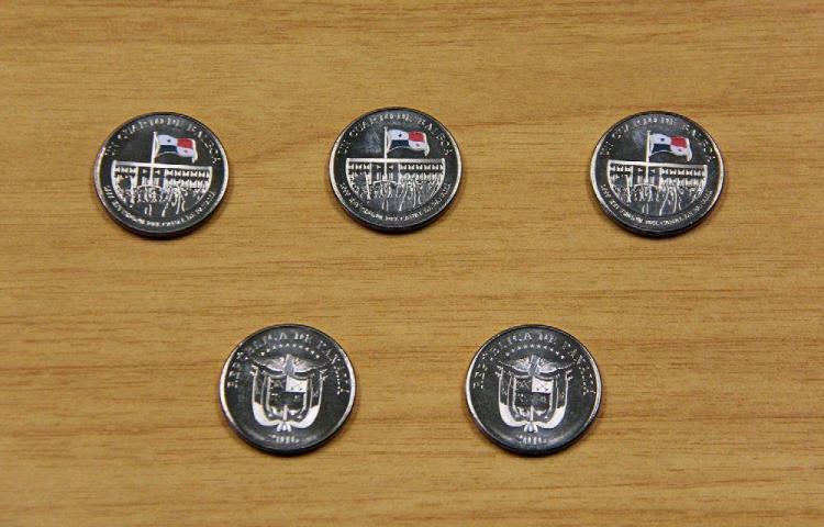 Ya hay monedas alusivas al Canal