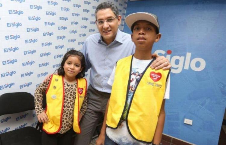 Arrancó anoche la Teletón 20-30 llena de expectativas en el Centro Atlapa