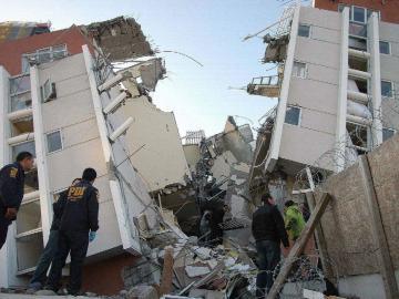 Chile registró 8.094 temblores durante 2017