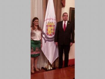 Consejo Municipal tiene nueva presidenta, Zaidy Quintero