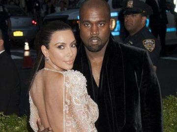 Kim Kardashian y Kanye West le dan a la bienvenida a su tercer hijo