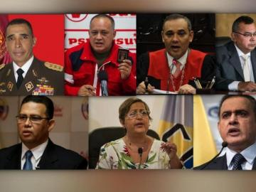 """La UE sanciona a Diosdado Cabello y a otros seis funcionarios porla """"represión"""""""