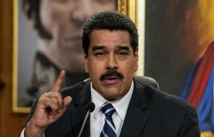 Maduro anuncia que está dispuesto a ser reelecto presidente de Venezuela