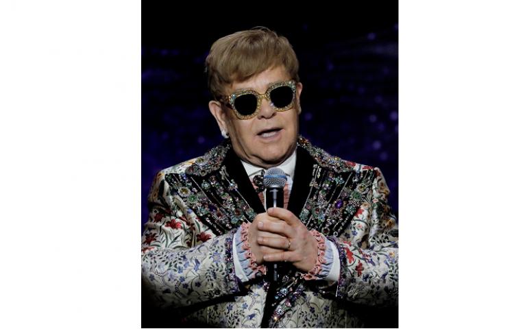 Elton John reveló intimidades del príncipe Enrique y dejó a todos boquiabiertos