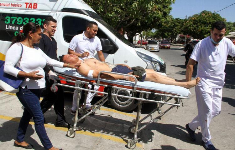 Cuatro muertos en ataque a cuartel