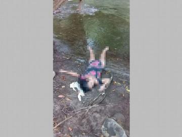 Tica embarazada se ahogó en Chiriquí
