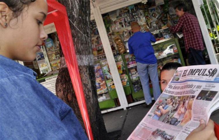 El diario venezolano El Impulso tendrá solo edición web por falta de papel