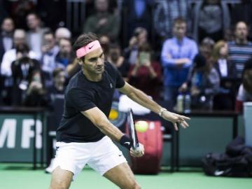 Roger Federer, a dos pasos de ser el número uno