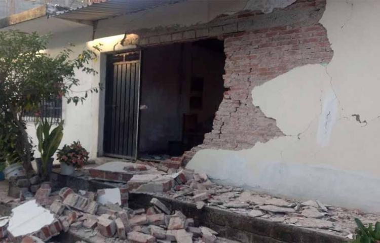 Terremoto de 7,2 en México y dos muertos al caer helicóptero